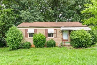 Charlotte Single Family Home For Sale: 2539 Abelwood Road