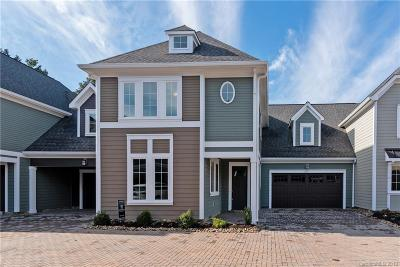 Charlotte NC Condo/Townhouse For Sale: $599,000