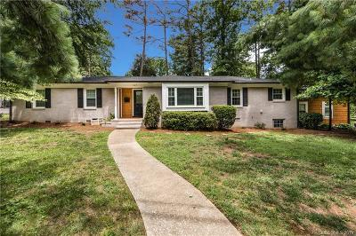 Charlotte Single Family Home Under Contract-Show: 267 Sharon Amity Road