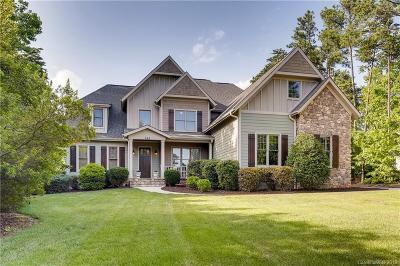 Mooresville Single Family Home For Sale: 144 Tuskarora Point Lane