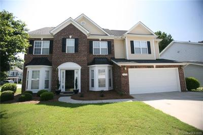 Charlotte Single Family Home For Sale: 10803 Dapple Grey Lane