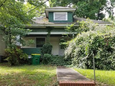 Salisbury Single Family Home For Sale: 1617 N Main Street