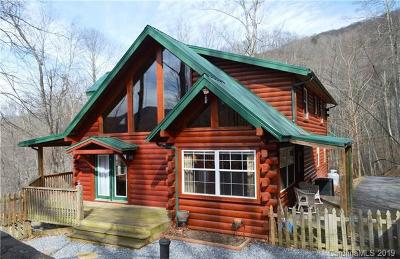 Haywood County Single Family Home For Sale: 450 Sequoyah Drive
