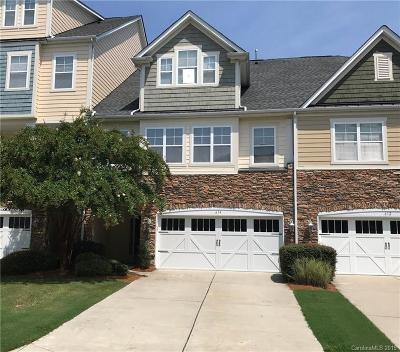 Tega Cay Condo/Townhouse For Sale: 614 Sunfish Lane