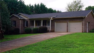 Catawba County Single Family Home For Sale: 2502 Longford Drive