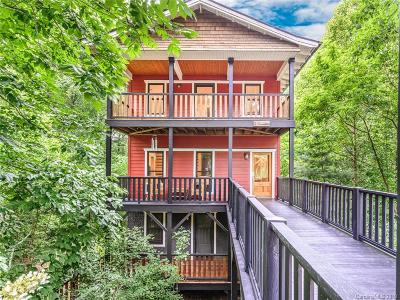 Asheville Single Family Home For Sale: 82 Westover Drive