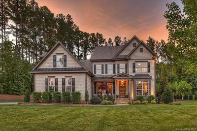 Mooresville Single Family Home For Sale: 244 Cove Creek Loop #66