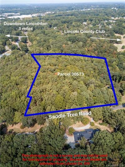 Lincoln County Residential Lots & Land For Sale: Saddle Tree Road