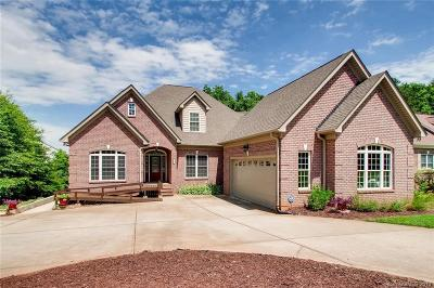 Fort Mill Single Family Home For Sale: 1222 N Doby's Bridge Road