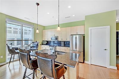 Charlotte Condo/Townhouse For Sale: 333 W Trade Street #2700