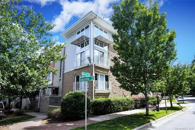 Charlotte Condo/Townhouse Under Contract-Show: 553 Donatello Avenue