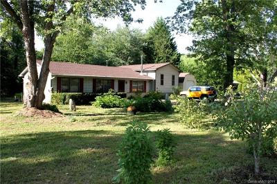 Black Mountain Single Family Home For Sale: 224 Blue Ridge Road