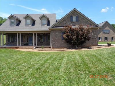Hickory Single Family Home For Sale: 4712 White Eagle Lane