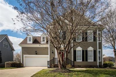 Charlotte Single Family Home For Sale: 10400 Orchid Hill Lane