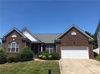 Charlotte Single Family Home For Sale: 14031 Wolf Den Lane