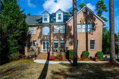Lake Wylie Single Family Home For Sale: 2102 Peninsula Drive
