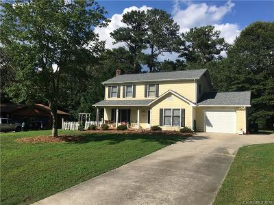 Gastonia Single Family Home Under Contract-Show: 1308 Spring Lake Drive