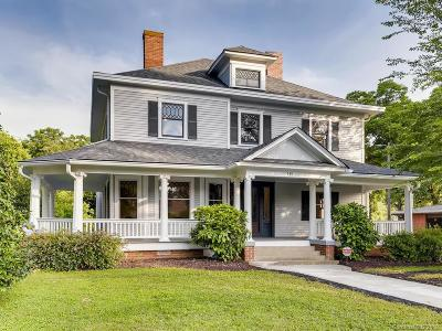 Troutman Single Family Home Under Contract-Show: 149 W Church Street