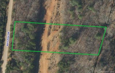 Catawba County Residential Lots & Land For Sale: 2330 Bayleigh Drive #10