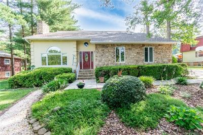 Mocksville Single Family Home For Sale: 230 Pine Valley Road
