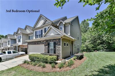 Charlotte Condo/Townhouse For Sale: 4844 Fonthill Lane
