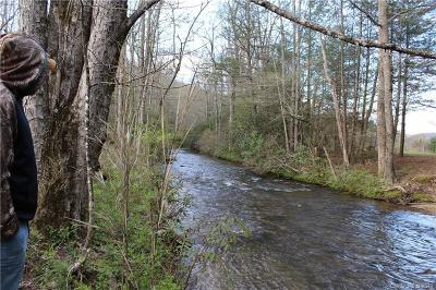 Residential Lots & Land For Sale: SR 1106 Green River Road