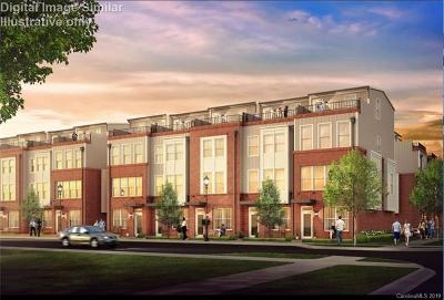 Charlotte NC Condo/Townhouse For Sale: $433,015