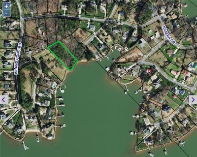 Sherrills Ford Residential Lots & Land For Sale: 9685 Island Point Road