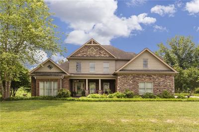 Mocksville Single Family Home For Sale: 185 Knollbrook Drive