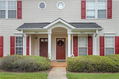 Charlotte Condo/Townhouse For Sale: 3831 Mohawk Court