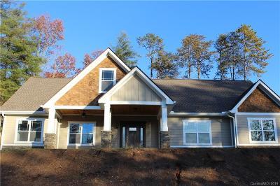 Henderson County Single Family Home For Sale: 287 Jonathan Creek Drive