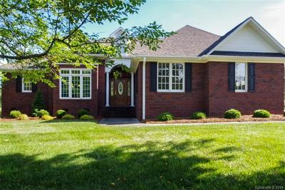 Stanly County Single Family Home Under Contract-Show: 603 Amanda Way