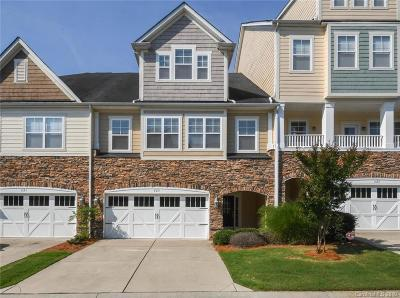 Tega Cay Condo/Townhouse For Sale: 623 Sunfish Lane