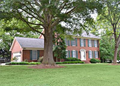 Catawba County Single Family Home For Sale: 3430 5th St Drive NW