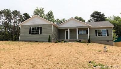 Sherrills Ford Single Family Home For Sale: 4888 Slanting Bridge Road #43