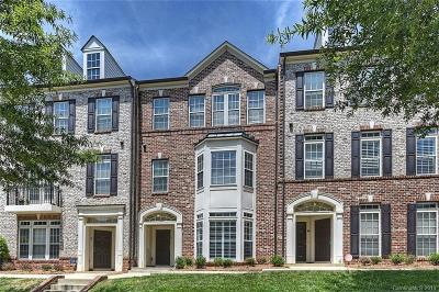 Charlotte Condo/Townhouse For Sale: 1530 S Church Street #K