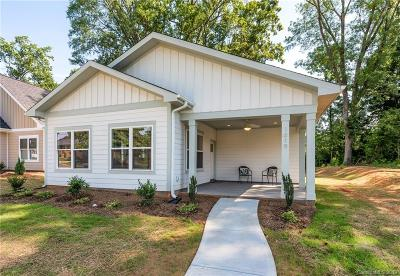 Charlotte Single Family Home For Sale: 1619 Newcastle Street