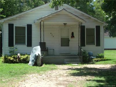 Single Family Home For Sale: 439 Baker Street