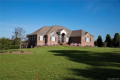 Waxhaw, Weddington Single Family Home For Sale: 1212 Rosehill Drive #3