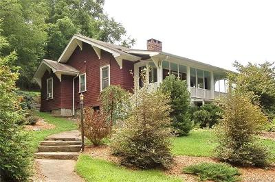 Single Family Home Under Contract-Show: 531 Chunns Cove Road