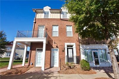 Indian Trail Condo/Townhouse For Sale: 2405 Bonterra Boulevard #397