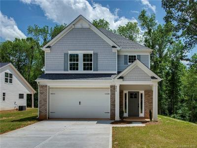 Charlotte Single Family Home Under Contract-Show: 8215 Larkhaven Road