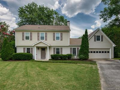 Charlotte Single Family Home Under Contract-Show: 2000 Glouchester Circle