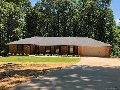 Statesville Single Family Home Under Contract-Show: 170 Imperial Heights Road