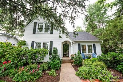 Brevard Single Family Home Under Contract-Show: 116 Park Avenue