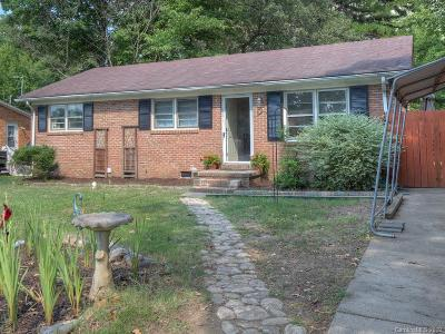 Single Family Home For Sale: 1612 Amber Lane