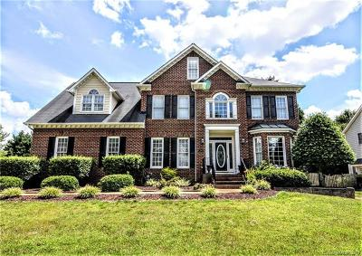 Matthews Single Family Home Under Contract-Show: 7068 Kidwelly Lane