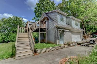 Fletcher Multi Family Home For Sale: 875 Hutch Mountain Road