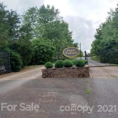 Kings Mountain Residential Lots & Land For Sale: 109 W Highland Terrace #11