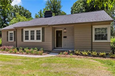 Gastonia Single Family Home For Sale: 1007 Woodland Drive